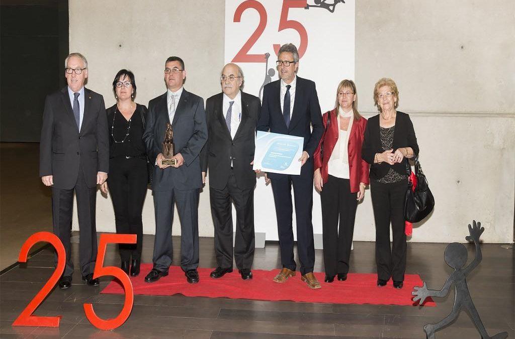 Cal Feliuet de Belltall, premiat a la Nit del Turisme de la Diputació